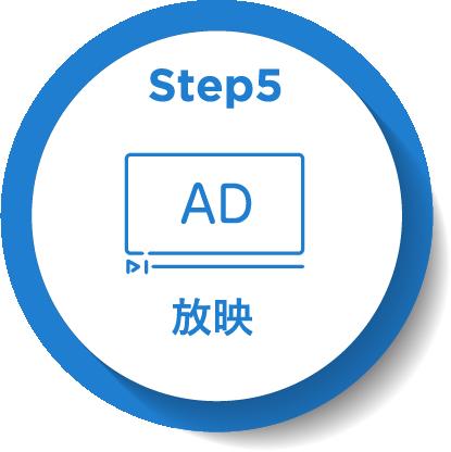 STEP5 放映